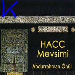 Hacc Mevsimi - Abdurrahman Önül - CD