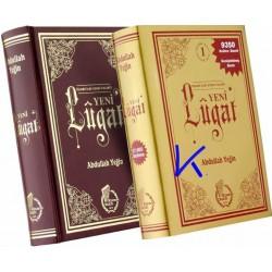 Yeni Lugat - Fihristli - Abdullah Yeğin
