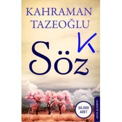 Söz - Kahraman Tazeoğlu