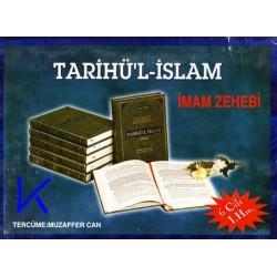 Tarihül Islam - 6 cilt - Imam Zehebi