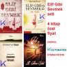 Elif Gibi Sevmek seti - 4 kitap set - Özel fiyat - Hikmet Anıl Öztekin