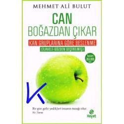 Can Boğazdan Çıkar - Kan Gruplarına Göre Beslenme - Mehmet Ali Bulut