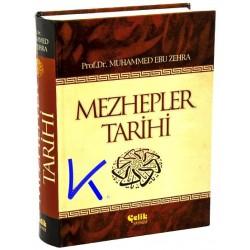 Mezhepler Tarihi - Muhammed Ebu Zehra, pr dr