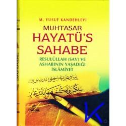 Muhtasar Hayatüs Sahabe - Resulullah (sav) ve Ashabının Yaşadığı Islamiyet - M. Yusuf Kandehlevi