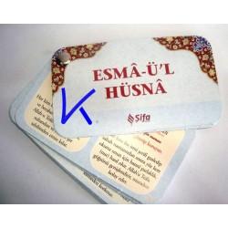 Esma-ül Hüsna - Kartela - Şifa