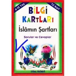 Bilgi Kartları - Islam'ın Şartları - Sorular ve Cevaplar - Uysal