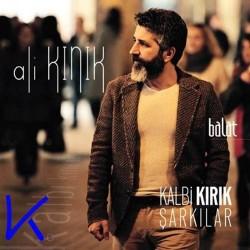 Kalbi Kırık Şarkılar - Ali Kınık - CD