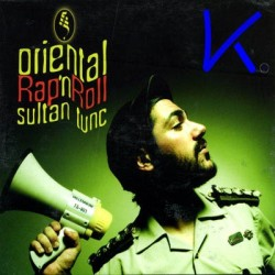 Oriental Rap'n Roll - Sultan Tunç - CD