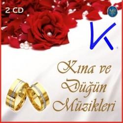 Kına ve Düğün Müzikleri - 2 CD set - Oyun Havaları