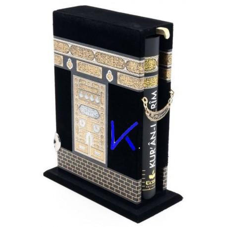 Kabe Kutulu Kur'an-ı Kerim - bilgisayar yazılı, sesli dinleme imkanlı
