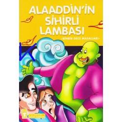 Alaaddin'in Sihirli Lambası - Binbir Gece Masalları - Şebnem Kanoğlu