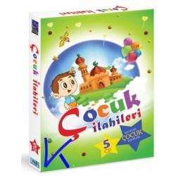En Güzel Çocuk Ilahileri Seti - 5 CD - Teşekkür Ederim Allah'ım