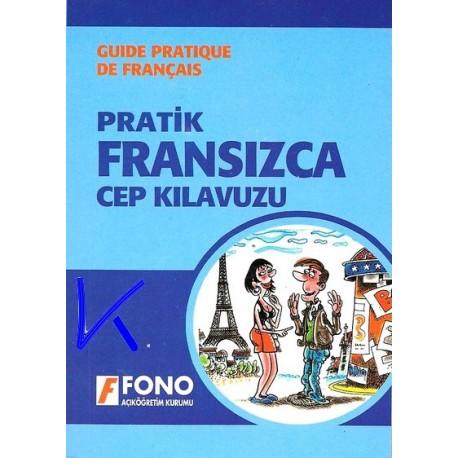 Pratik Fransızca Cep Kılavuzu - Guide pratique de français - Fono