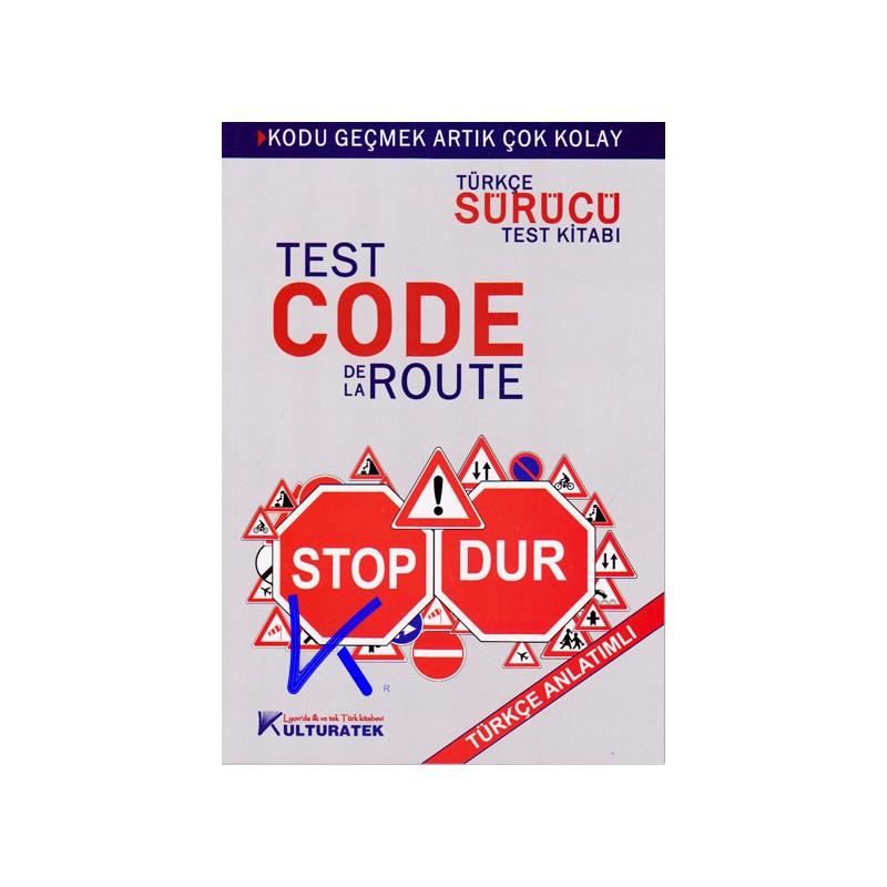 test code de la route t rk e frans zca s r c test kitab t rk e anlat ml ehliyet test. Black Bedroom Furniture Sets. Home Design Ideas