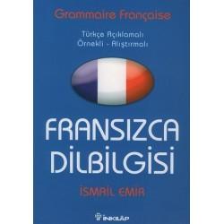 Fransızca Dilbilgisi, grammaire française, alıştırmalı - Ismail Emir