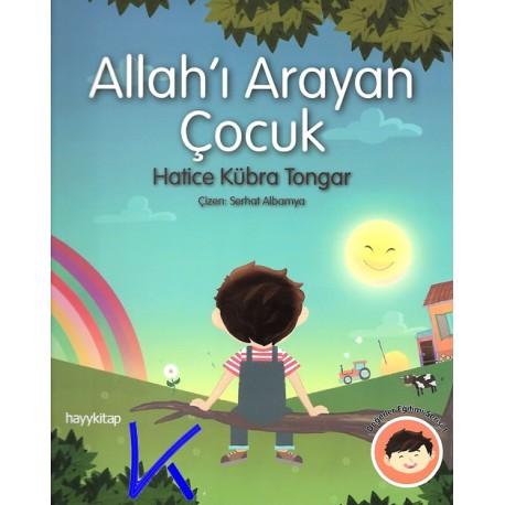 Allah'ı Arayan Çocuk - Hatice Kübra Tongar