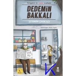 Dedemin Bakkalı - Dünyanın en süper marketi - Şermin Çarkacı