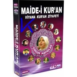 Maide-i Kur'an / Viyana Kur'an Ziyafeti - çocuk hafızlar - 10 VCD