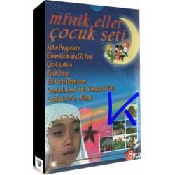 Minik Eller Çocuk Seti - 8 VCD