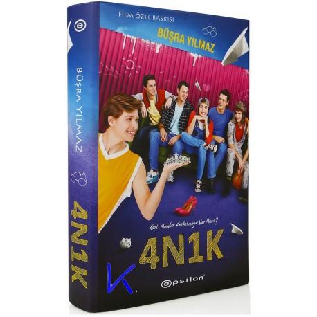 4N1K - Film Özel Baskısı - Büşra Yılmaz