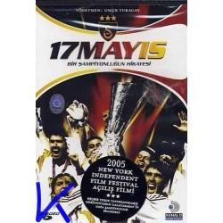 17 Mayıs, Bir Şampiyonluğun Hikayesi - VCD