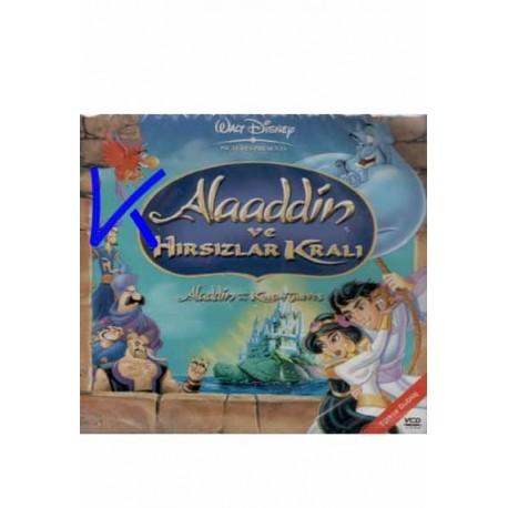 Alaaddin ve Hırsızlar Kralı - VCD
