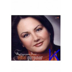 Seviyorum Seni - Şiir CD - Ikbal Gürpınar