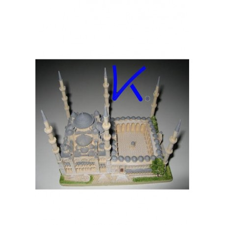 Sultanahmet Camii Maket - Büyük boy
