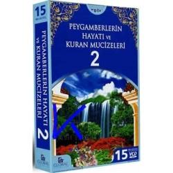 Peygamberlerin Hayatı ve Kur'an Mucizeleri 2 - 15 VCD set