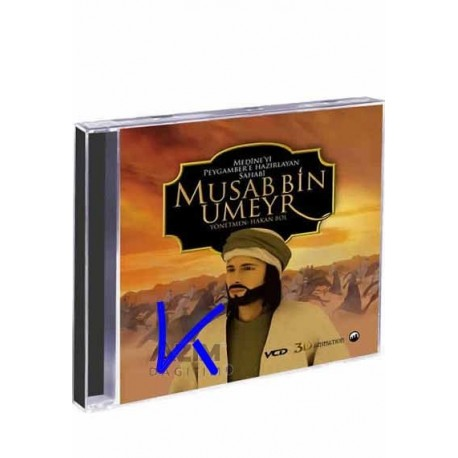 Musab Bin Umeyr - Medine'yi Peygamber'e hazırlayan Sahabi - VCD