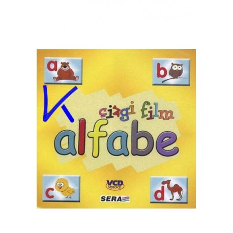 Alfabe - Eğitici Çizgi film VCD