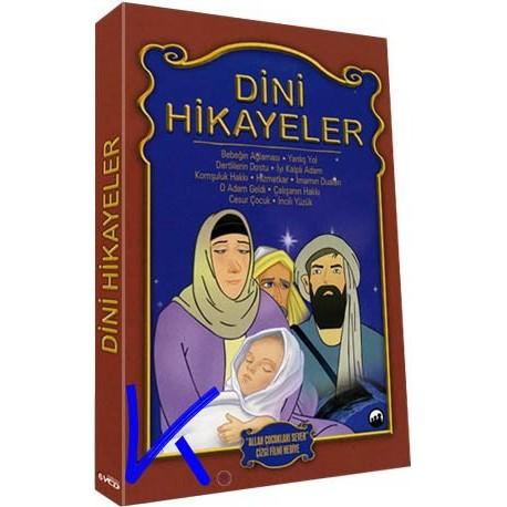 Dini Hikayeler - 11 Hikaye, 6 VCD