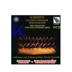 """Türk Halk Oyunları: """"Tokat-Karadeniz"""" - Folk Dance and Traditional Dance - VCD"""