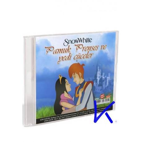 Pamuk Prenses ve Yedi Cüceler - VCD