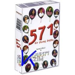 571 Bir Güneş Doğdu - Kaset - Minik Eller Grup 571