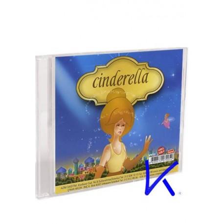 Cinderella, Külkedisi - VCD