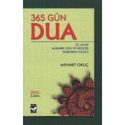 365 Gün Dua - Mehmet Oruç