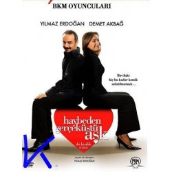Haybeden Gerçeküstü Aşk - Yılmaz Erdoğan - VCD