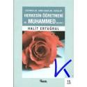 Herkesin Öğretmeni Hz Muhammed (asm) - Örnek Hayatıyla - Halit Ertuğrul