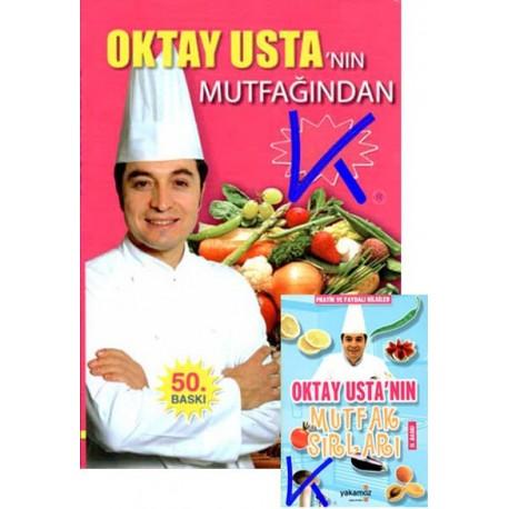 Oktay Usta'nın Mutfağından + Oktay Usta'nın Mutfak Sırları Hediyeli - Oktay Aymelek