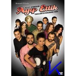 Ayıp Ettik - VCD