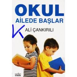 Okul Ailede Başlar - Ali Çankırılı, pedagog
