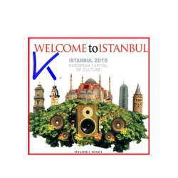 Welcome To Istanbul - Istanbul 2010 European Capital of Culture, Istanbul Songs, Enstumental