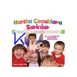 Harika Çocuklara Şarkılar - Karaoke