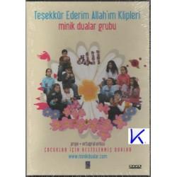 Teşekkür Ederim Allah'ım - Minik Dualar - DVD