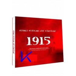 Kınalı Kuzular Dizi Türküleri 1915 - CD