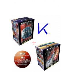 Encyclopedia Galactica - 25 VCD Özel kutularında - 50 indirimli!