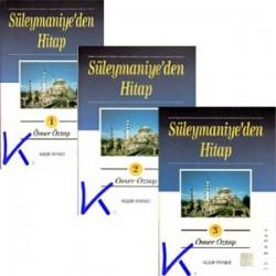 Süleymaniye'den Hitap (Hutbeler) 3 kitap set - Ömer öztop