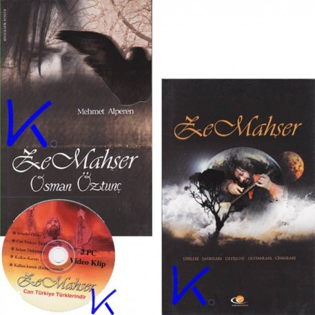 Ze Mahşer - 2 kitap + CD hediyeli set - Osman Öztunç
