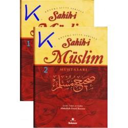 Sahih-i Müslim, Muhtasarı, 2 cilt takım - Imam Müslim, çeviri: Abdullah Feyzi Kocaer